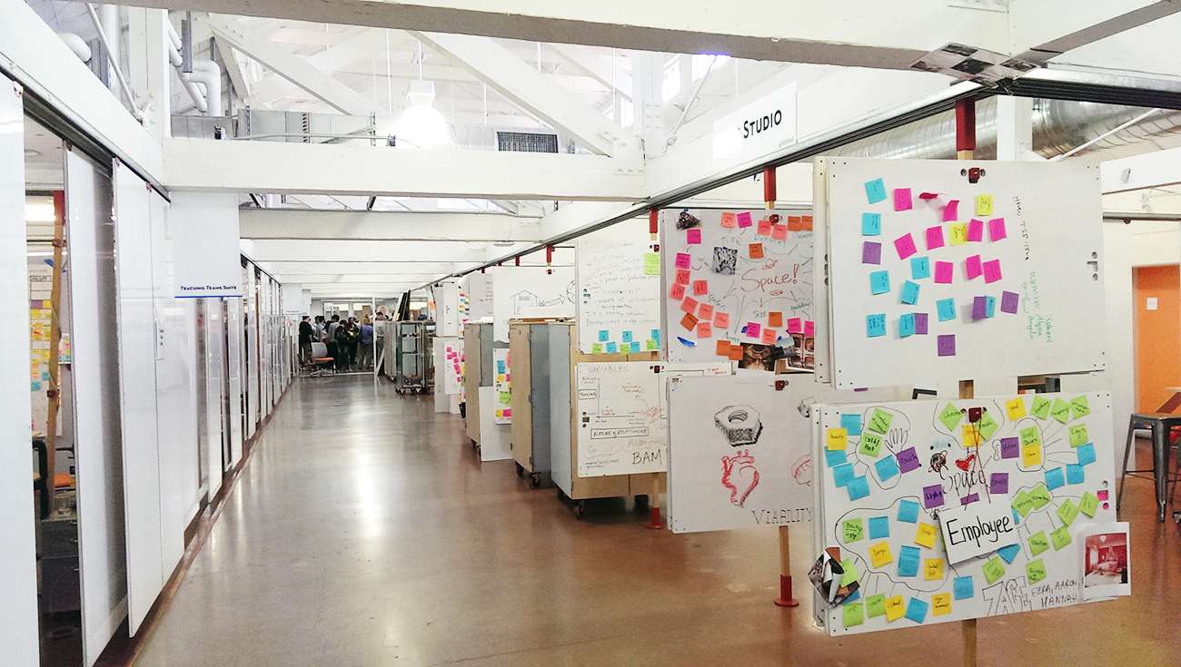 Design Thinking And Health Accelerators In San Francisco